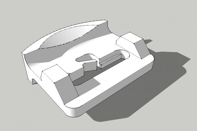 Создание 3D-моделей по вашим эскизам в SketchUp 1 - kwork.ru