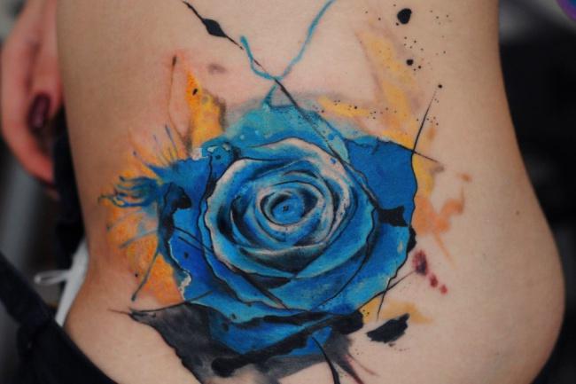 Эскиз татуировки 1 - kwork.ru