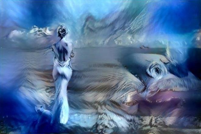 Сделаю картину или рисунок 1 - kwork.ru