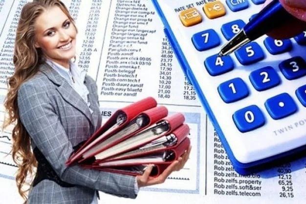 Бухгалтерские услуги 1 - kwork.ru