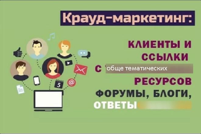 Крауд-ссылки 19 - kwork.ru