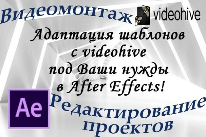 Адаптирую шаблон под Ваши нужды 1 - kwork.ru