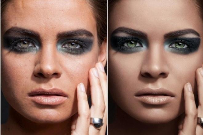 Профессиональное ретуширование фотографий, оцветнение черно-белых фотоОбработка изображений<br>Отретуширую фотографии, портреты любой сложности! Черно - белые фотографии сделаю цветными в отличном качестве!<br>
