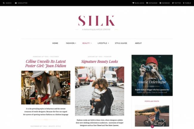 Создам личный блог 1 - kwork.ru