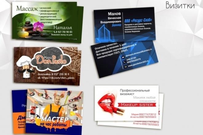 Сделаю макет визиткиВизитки<br>Создам макет визитки, учитывая все Ваши предпочтения. Предоставлю пару вариантов визитки на выбор. Выполню работу в срок.<br>