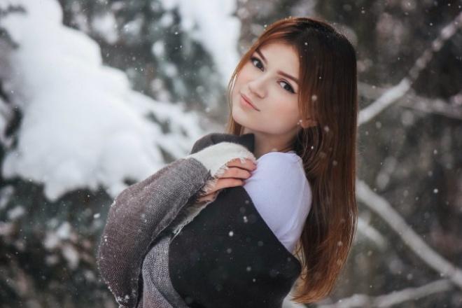Обработка фотографии 1 - kwork.ru