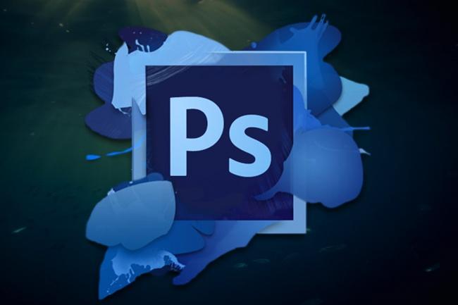 Работа в photoshop и придание цвета черно-белому изображению 1 - kwork.ru