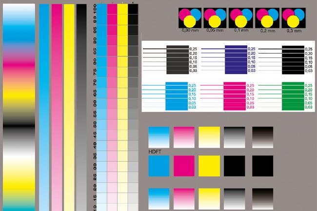 Цветокоррекция изображений под профиль выводного устройства 1 - kwork.ru