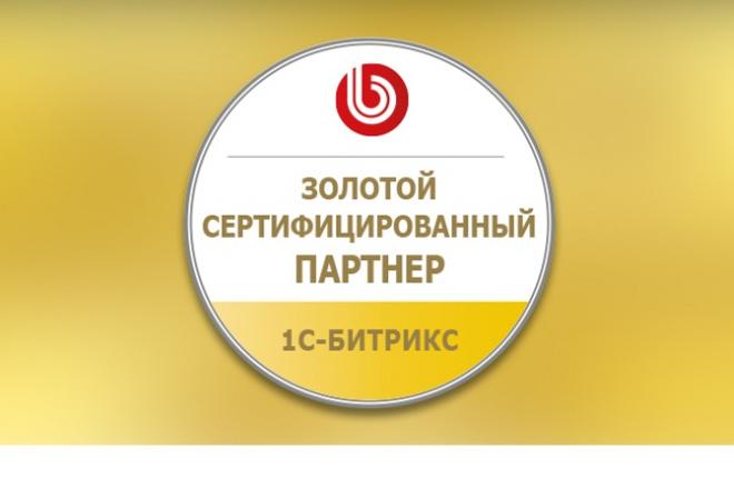 Перенесу сайт на битриксе на другой домен или хостинг 1 - kwork.ru