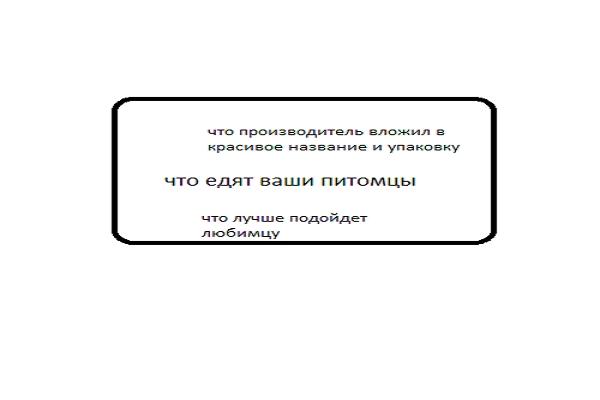 Разберу состав корма для кошек, подберу качественный корм для питомца 1 - kwork.ru