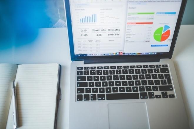 Создам финансовую модель 1 - kwork.ru