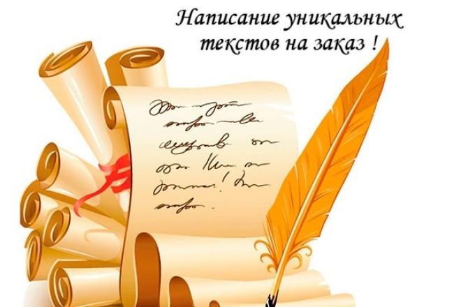Напишу качественный материал для сайта на русском или украинскомСтатьи<br>Создам качественный контент на Русском или Украинском языке для Вашего ресурса с учетом любых пожеланий. Возможно сотрудничество на постоянной основе. Любые объемы, соблюдение оговоренных сроков. Опыт журналистской работы - более 7 лет. Статьи высокого качества (до 2500 символов) Рерайтинг (до 8.000 символов); Копирайтинг (до 6.000 символов) Литературный язык Свободный стиль Критика, обзор Все мои работы: Грамотные. В них отсутствуют пунктуационные и грамматические ошибки. Мои тексты легко воспринимаются независимо от объема. Созданный материал будет нести максимально развернутый ответ на тему, под которую он пишется. При работе над статьей использую минимум три различных источника. Без переспама. В стоимость кворка входит написание уникальной статьи объемом до 2500 знаков без учета пробелов. Возможно увеличение объема за дополнительную плату.<br>