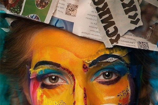Сделаю цветной арт к вашему фото 1 - kwork.ru