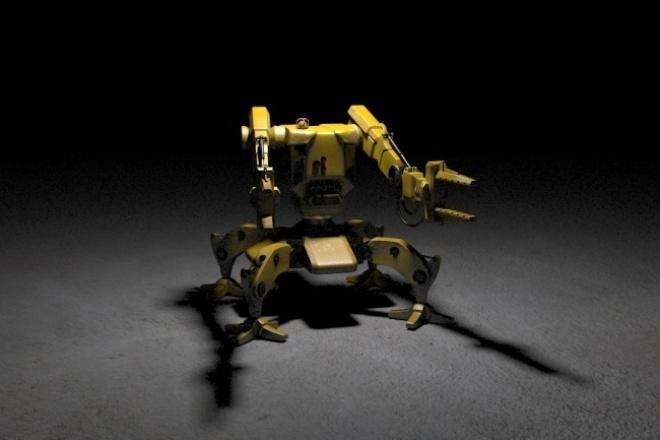 Создание 3D-моделей 1 - kwork.ru