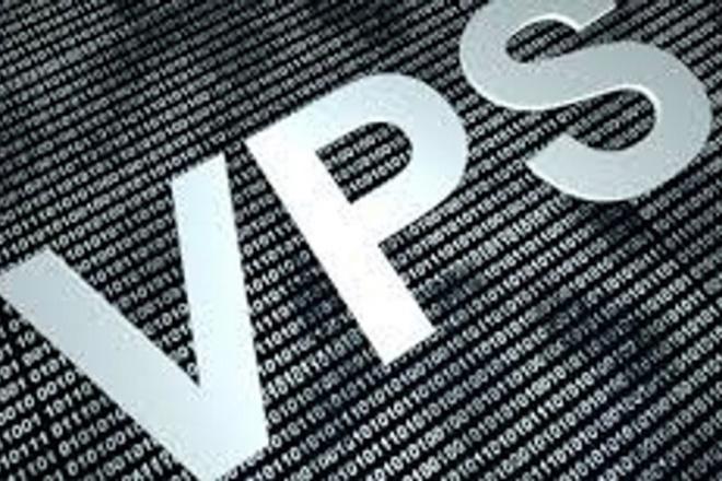 установка ОС на VPS 1 - kwork.ru