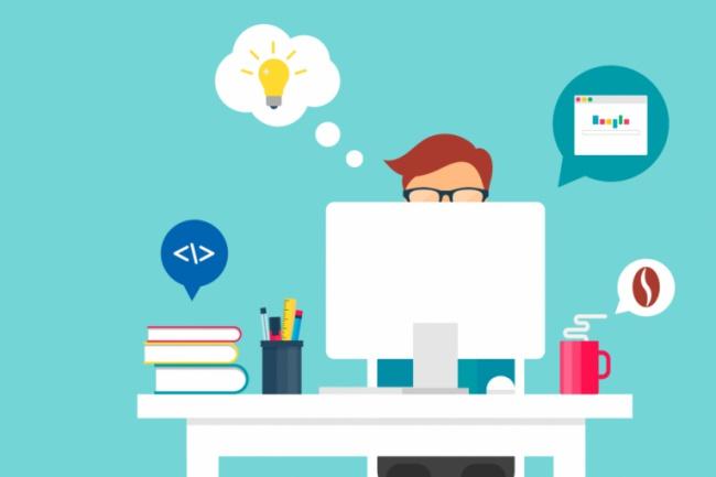 Доработка и разработка сайтов 1 - kwork.ru