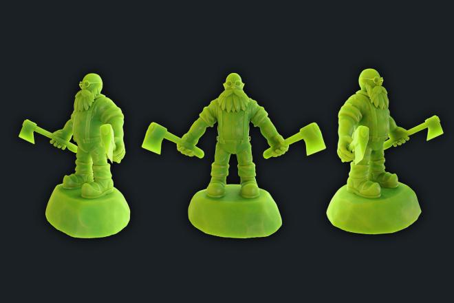 Создам 3D модель к печати 1 - kwork.ru