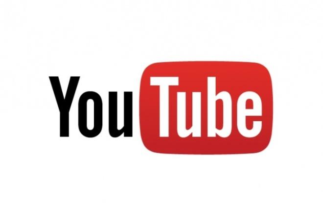 накручу 5000 просмотров на YouTube 1 - kwork.ru