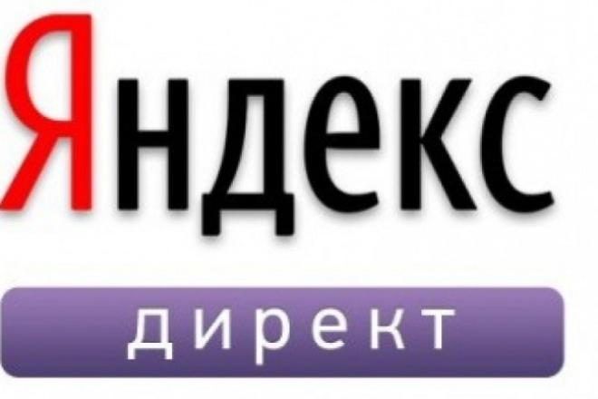 Настрою поисковую РК в Директе 1 - kwork.ru