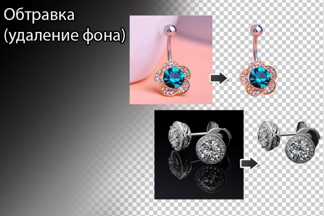 уберу фон для сайтов 1 - kwork.ru