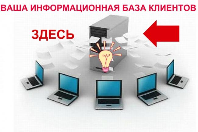 Соберу базу целевых клиентов 1 - kwork.ru