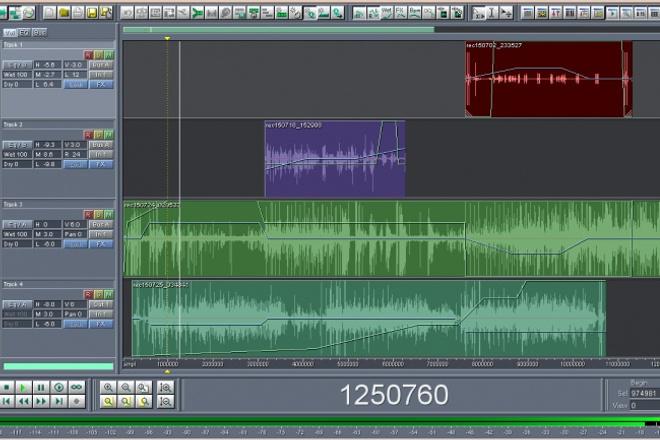 Что такое монтаж аудио