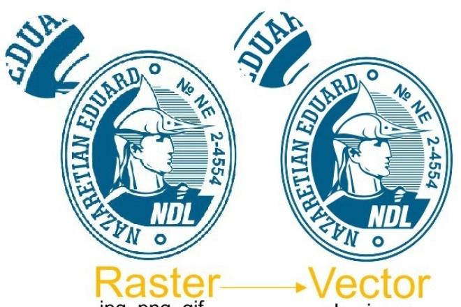 Отрисую/нарисую логотип 1 - kwork.ru