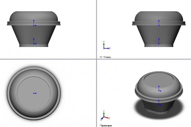 Сделаю 3D модельФлеш и 3D-графика<br>Услуги по 3D моделированию деталей из пластмасс. Упаковка, технический пластик. Проектирование и изготовление пресс форм. Литье пластмасс. Новые продукты из пластмасс, новые производства, расчет оборудования. Уважаемые Клиенты, не присылайте запросы на 3D дизайн. Я занимаюсь только инженерными моделями в среде SolidWorks<br>
