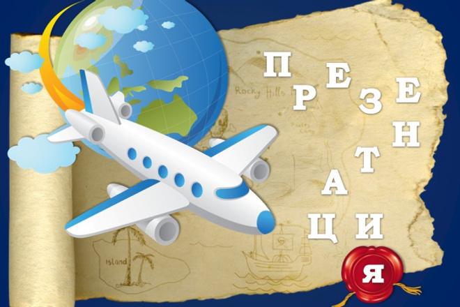 Презентации любого формата 1 - kwork.ru
