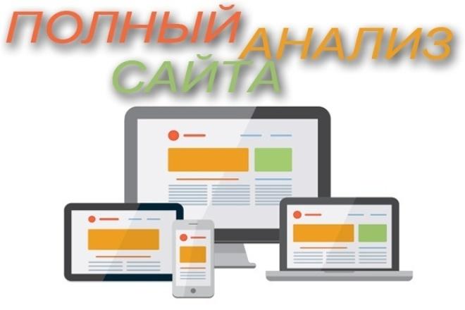 Комплексный kwork для сайта 1 - kwork.ru