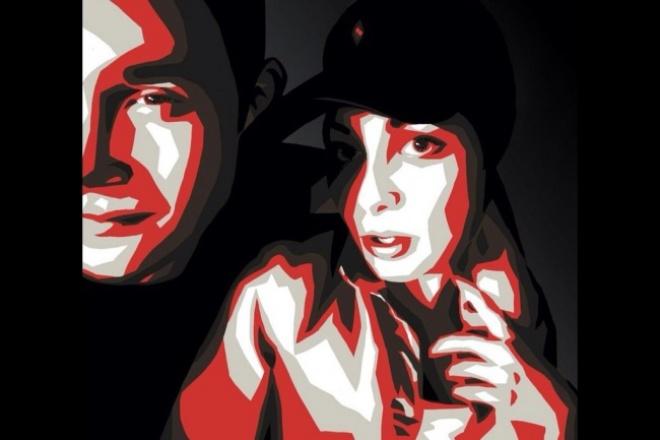 Нарисую поп-арт портрет по вашей фотографии 1 - kwork.ru