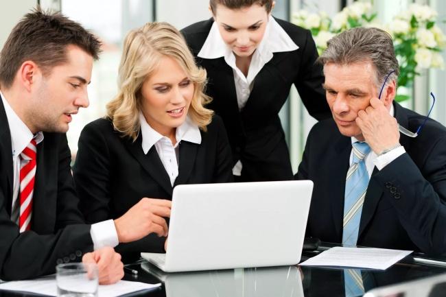 Построение бизнес-процессов 1 - kwork.ru