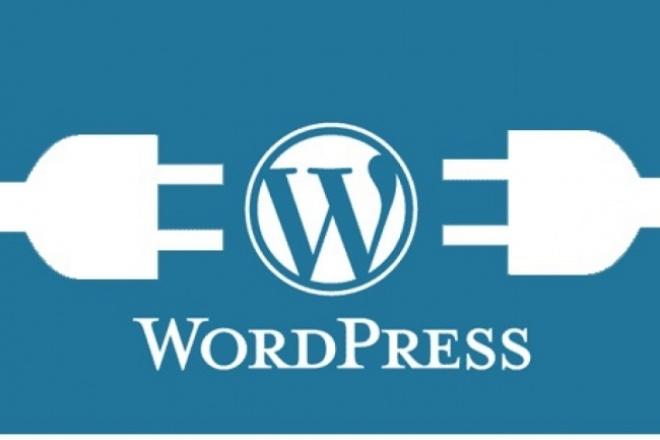 Создам сайт на движке WordPress 1 - kwork.ru
