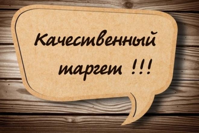 настрою таргетированную рекламу Вконтакте 1 - kwork.ru