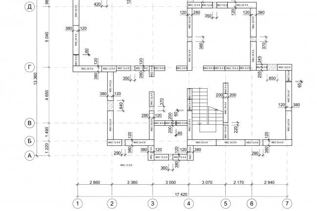 оцифрую и дополню (при необходимости) чертеж в archicad 1 - kwork.ru