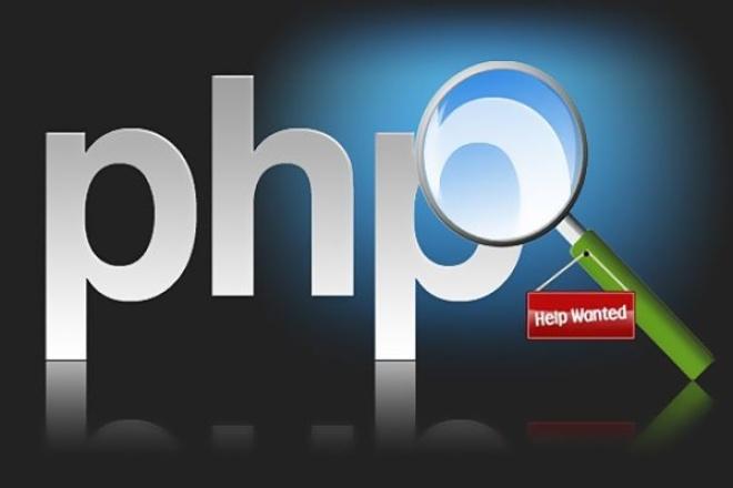 напишу PHP-скрипт 1 - kwork.ru