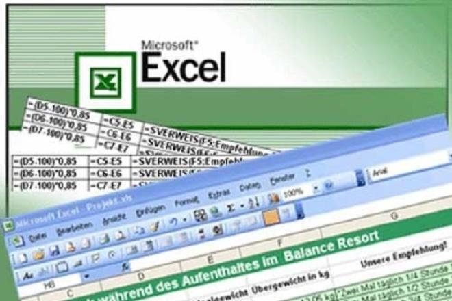 Работа с таблицами ExсelПерсональный помощник<br>Работа с таблицами Exсel. Создание, оформление, заполнение формулами и вашими данными. 16 лет работала в сфере медицинской статистики.<br>