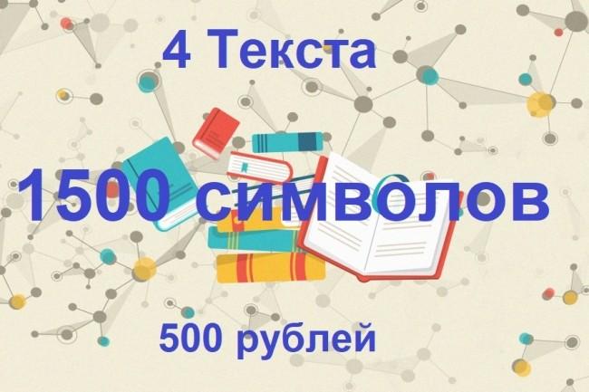 Подготовлю статьи для вашего сайта 1 - kwork.ru