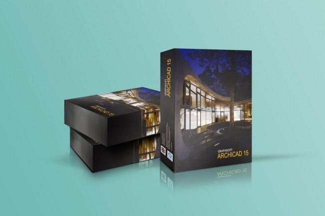 Сделаю любую 3D коробку 1 - kwork.ru