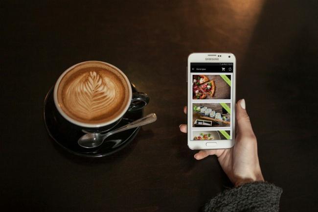 могу разработать мобильное приложение on-line заказа еды, одежды и т.д 1 - kwork.ru