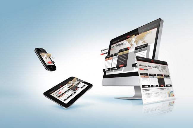Доработаю Ваш сайт, магазин, верстку 1 - kwork.ru