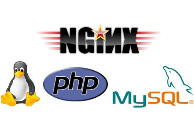 Настрою web-серверАдминистрирование и настройка<br>Настрою стек linux+nginx+mysql+php-fpmПрактика показывает, что именно данный стек приложений показывает максимальную производительность.<br>