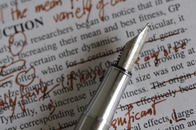 Отредактирую текстРедактирование и корректура<br>Предлагаю услуги редактирования любого вида текста на русском языке. От художественного до публицистики. Во время выполнения заказа обязательное сотрудничество. Срок выполнения зависит от объема и сложности. Заранее обговаривается.<br>