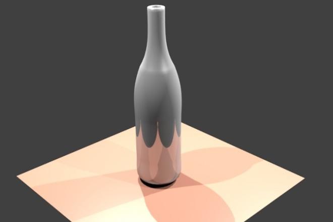 Создам 3D модель, при необходимоcти с анимацией 1 - kwork.ru