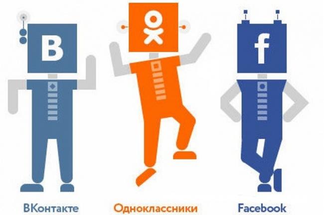 Размещу Ваш пост на  Facebook странице с 138000+ подписчиками 1 - kwork.ru