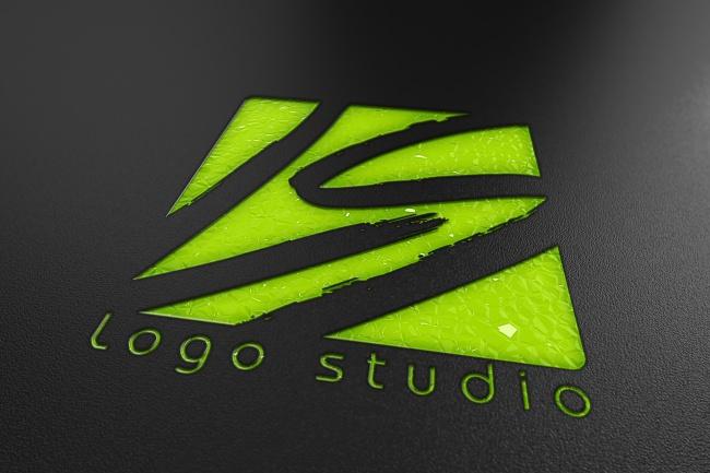 Нарисовать векторный логотип 1 - kwork.ru