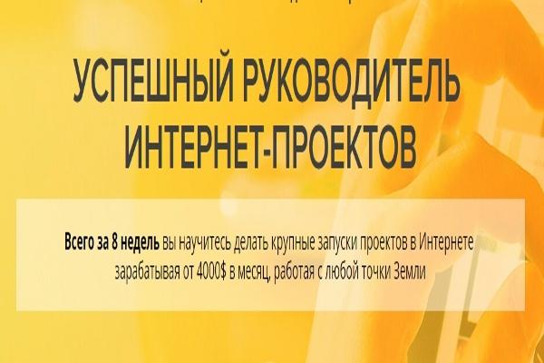Расскажу в skype, как получить профессию, менеджер интернет проектов 1 - kwork.ru