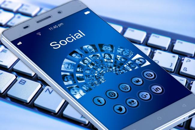Размещение в социальных сетях с общим количеством подписчиков 24 165Ссылки<br>12 ссылок из социальных сетей, с общим количеством подписчиков — 24 165 . За одну плату вы получите размещение вашей ссылки сразу во всех представленных аккаунтах и группах. Вы получите размещение вашей ссылки: ВКонтакте: 1-й аккаунт — 4923 друзей. 2-й аккаунт — 4517 друзей. 1-я группа — 3826 участников 2-я группа — 2541 участников 3-я группа — 558 участников Facebook : Аккаунт — 3349 друзей 1-я страница — 166 подписчиков 2-я страница — 130 подписчиков Одноклассники : Аккаунт — 2126 друзей 1-я группа — 554 участника 2-я группа — 134 участника Твиттер : 1. - 1341 читатель<br>