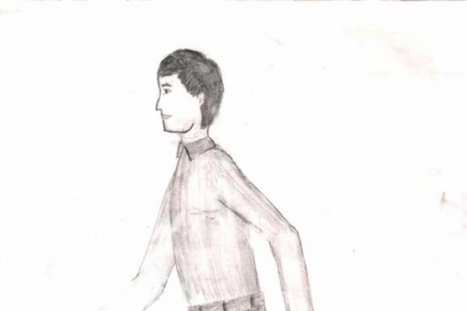 Нарисую ваш портретИллюстрации и рисунки<br>Чтобы я вам нарисовала портрет вашего лица мне понадобится - Ваша фотография или вашего родственника.И для рисования вашего портрета мне нужна 7 дней или меньше.<br>