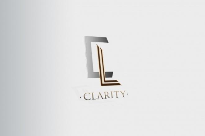 Логотип - элегантный дизайн 1 - kwork.ru